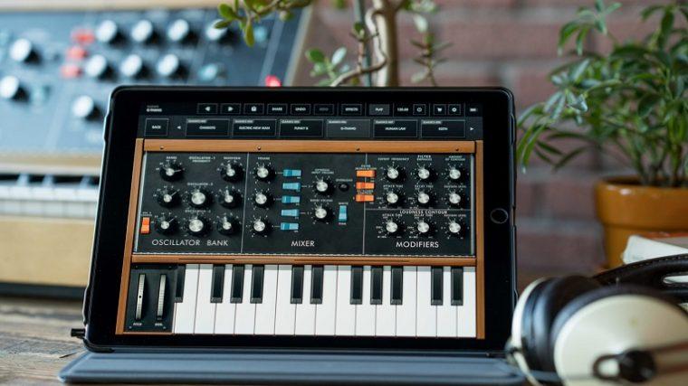Moog lanza Minimoog Model D en app