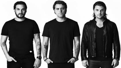 Swedish House Mafia provoca rumores de una reunión