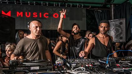 The Martinez Brothers y Marco Carola cierran el Miami Music Week