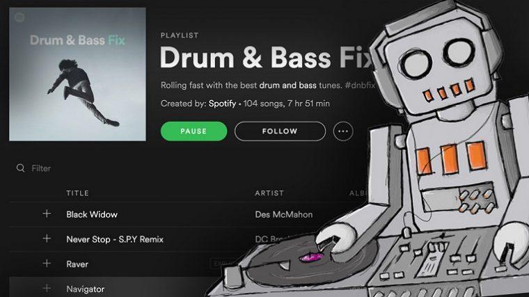 Spotify estrena función de automezcla de tracks