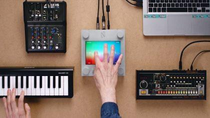 Google lanza sintetizador touchscreen basado en inteligencia artificial