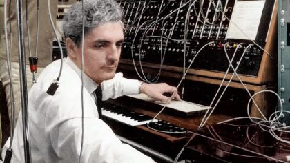 Antigua entrevista a Bob Moog