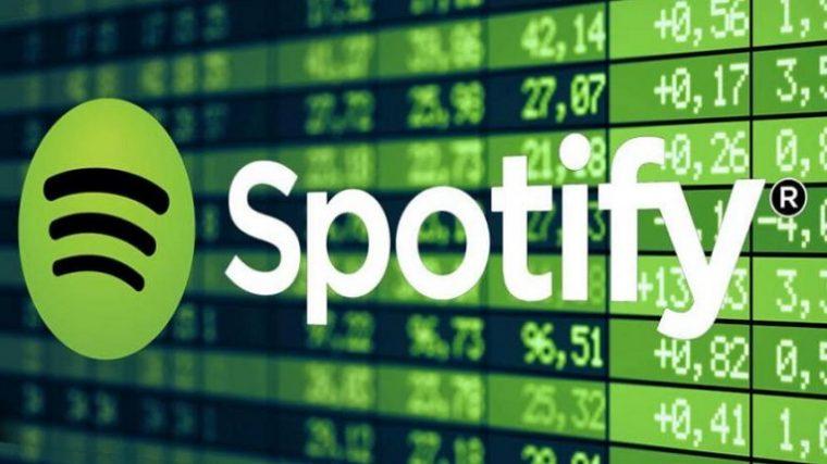 Spotify llega a la bolsa, ¿sabes cuanto vale?