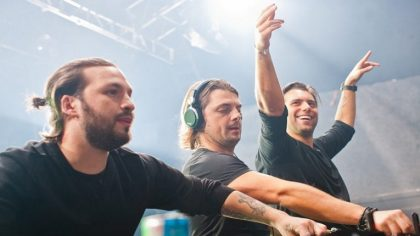 Spotify crea suspenso con un playlist de Swedish House Mafia