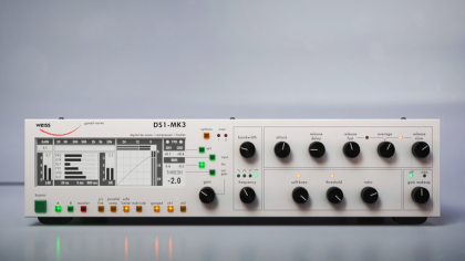 El legendario DS-1-Mk3 llegará a tu DAW