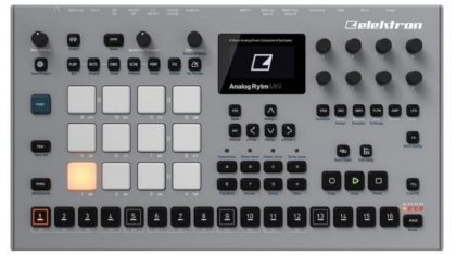 Video – Elektron Analog RYTM MKII