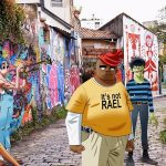 Gorillaz cierra en Brasil un año de gira mundial