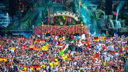 Video – Tomorrowland transmitió un concierto en vivo de Paul Kalkbrenner