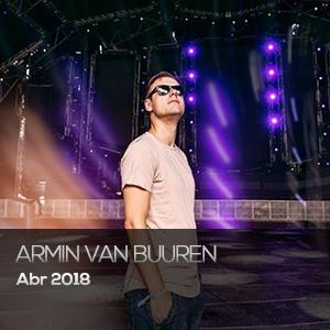 Armin Van Buuren – Abril 2018
