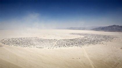 Burning Man tendrá una exposición en el museo Smithsonian