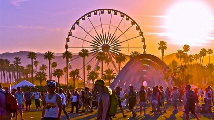 Coachella utilizará drones para prevenir tiroteos