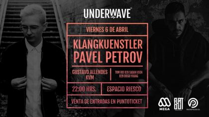 Pavel Petrov y Klangkuenstler se presentarán por primera vez en Chile