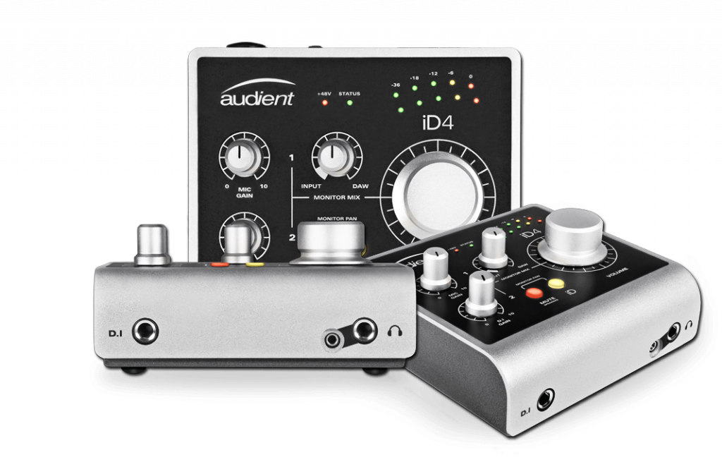 Audient iD4 USB Audio Interface Open Box