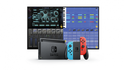 KORG Gadget ya está disponible para Nintendo Switch