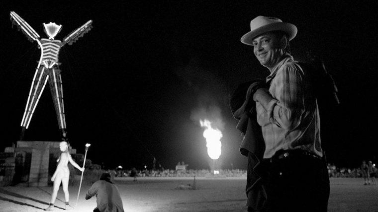 Muere fundador del Burning Man