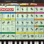 Video – MonoPoly app de Korg se vuelve un juego de Monopolio