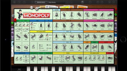 Video | MonoPoly App de Korg se vuelve un juego de Monopolio