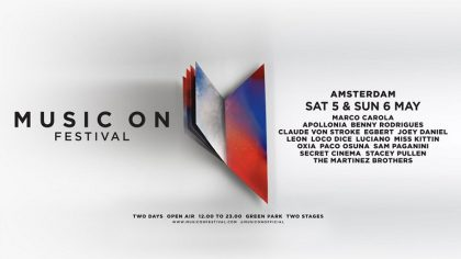 Marco Carola revela el line up de Music On Ibiza