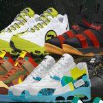Fotos – Increíbles zapatos inspirados en la música electrónica