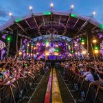El segundo día del Sunset Music Festival cancelado por tormenta tropical