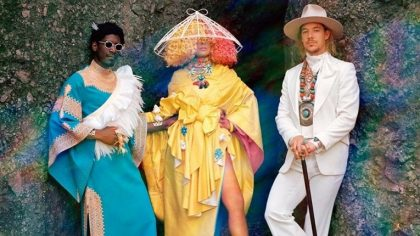 "Video – Diplo lanza segundo single de LSD ""Audio"""