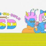 Video – LSD el grupo de Diplo, Sia y a Labrinth lanza «Genius»
