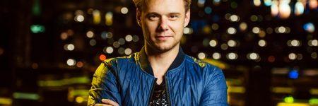 """Armin van Buuren lanza nuevo track """"Blah Blah Blah"""""""