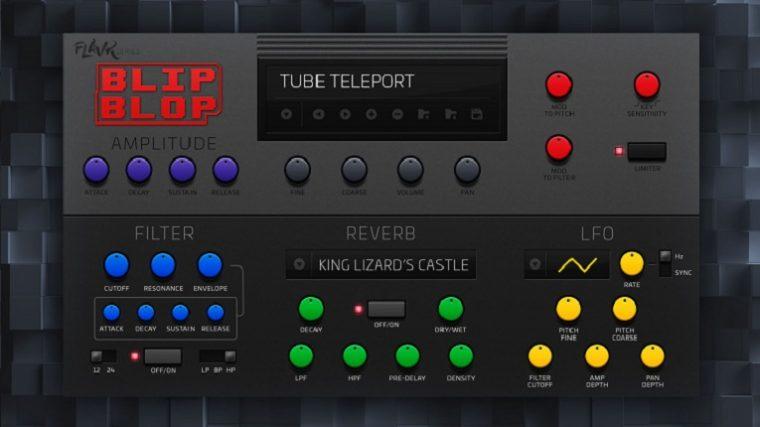 Blip Blop, el nuevo sinte en Roland Cloud