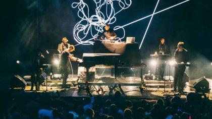 Video – Carl Craig Synthesizer Ensemble