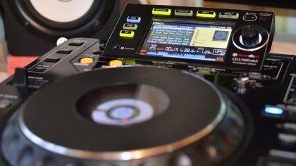 Video – Actualiza un CDJ-1000MK3 de 12 años