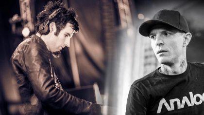 Deadmau5 y Rob Swire de Péndulum en nueva colaboración