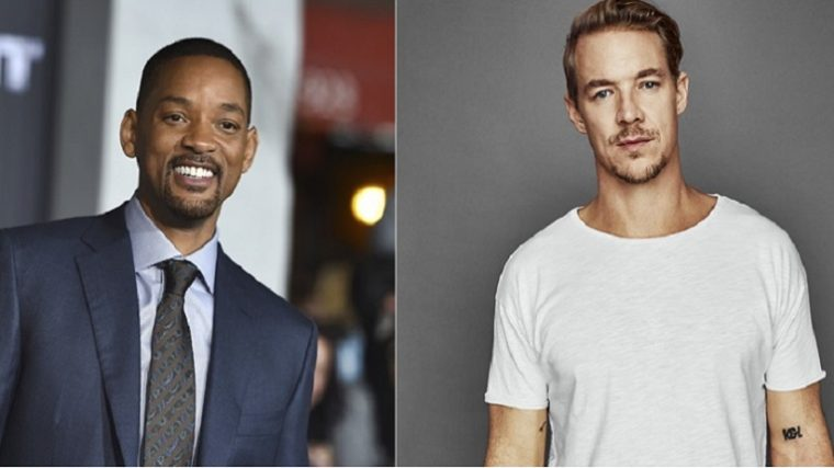 Diplo y Will Smith producirán el himno de la FIFA World Cup 2018