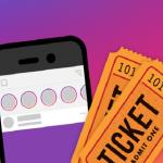 Ahora podrás comprar entradas por Instagram