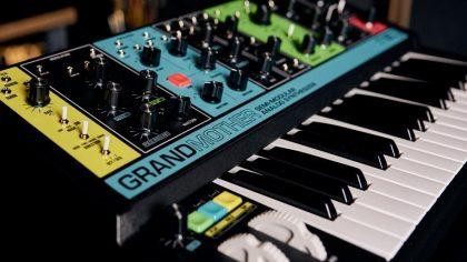 Video – Moog anuncia nuevo sinte semimodular
