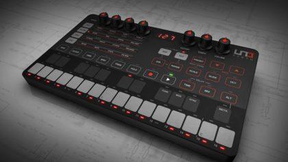 IK Multimedia lanza sintetizador de hardware de bajo costo