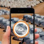 Esta app de Realidad Aumentada llegó para que no te pierdas en un festival