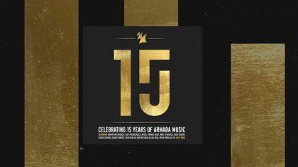 Audio – Armada Music celebra 15 años con compilado