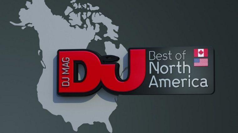 DJ Mag anuncia ganadores del «Best North America Awards»