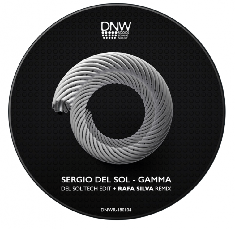 "DNW Records Chile presenta Sergio Del Sol ""Gamma Remixes"""