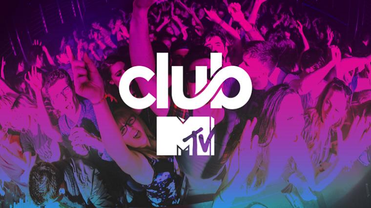 MTV UK lanza el nuevo canal de música electrónica «Club MTV»