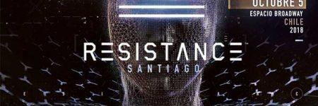 RESISTANCE LLEGA A SANTIAGO AGOTANDO SU PRIMERA PREVENTA
