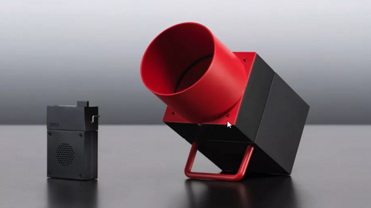 IKEA revela prototipo de altavoz inteligente