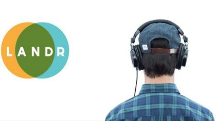 LANDR lanza masterización de mixtapes y álbumes