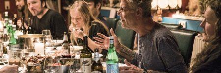 Anthony Bourdain cenó con Ellen Allien en Berlín en el último episodio de su programa