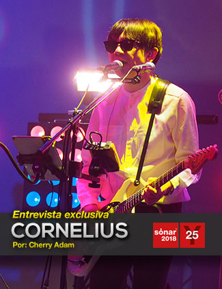 Cornelius is back!