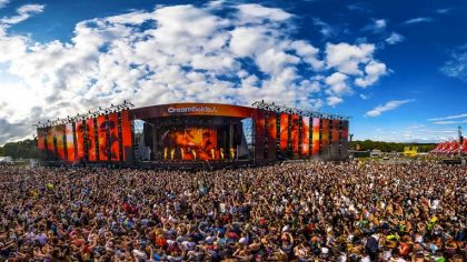 Creamfields revela escenario multinivel