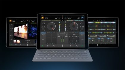¿Hacer un DJ Set con solo un iPad?