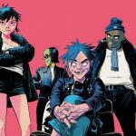 VIDEO – GORILLAZ COMPARTE COLABORACIÓN DE SNOOP DOGG «HOLLYWOOD»