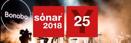Hay Sónar para rato y a por 25 años más