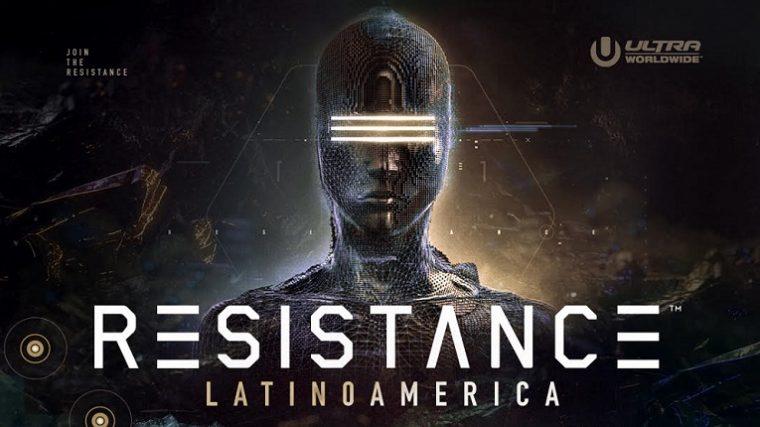 Resistance apuesta por Latinoamérica llegando a 10 ciudades